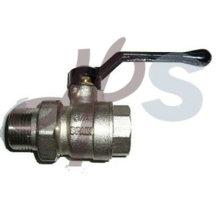 high pressure brass ball valve
