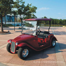 Fabricantes de China OEM 4 assentos fora do carro de golfe elétrico da estrada (DN-4D)