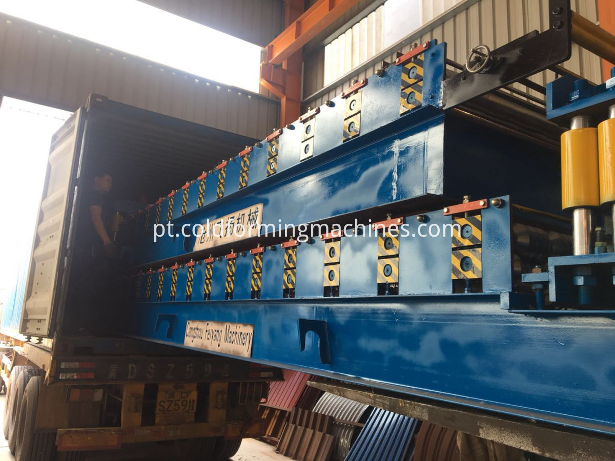 Corrugated Machine