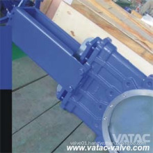Ductile Iron Ggg40&Ggg50 Wafer&Luged Knife Gate Valve
