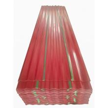 Tuiles de toiture en métal alvanisé