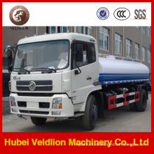 Camión de agua potable de 12,000 litros
