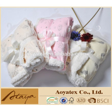 super soft mink blanket factory china