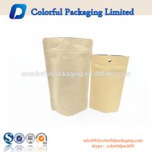 Aluminium aufstehen Kaffee Ziplock Großhandel Tea Paperbag