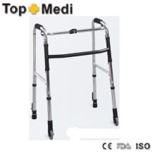 Fabrik Sale Niedrigster Preis Walking Aid Rolletor mit Aluminium Rahmen für ältere