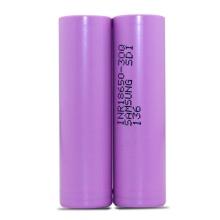 18650 Samsung 30Q 3000mAh 3.7V Lithium Battery