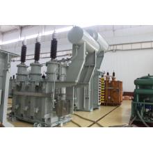 Cambiador de tomas de carga ONAN 50mva Power Transformer c