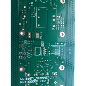 2 layer FR4 1.6mm 4OZ ENIG PCB