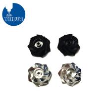 Aluminum Turbo Compressor Wheel