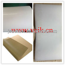 Китай PTFE покрытием стеклоткань ткани антипригарное с RoHS ПФОК и ПФОС сертификат FDA в различной толщины