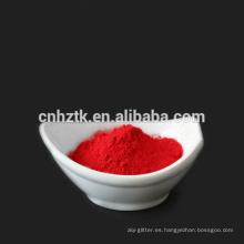 Pigmento rojo natural comestible seguro de la barra de labios para diy