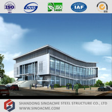 Steel Space Frame Roof Sports Center