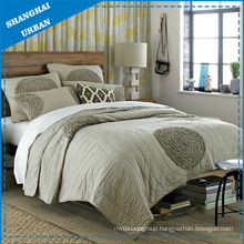 5 Pieces Polyester Quilt Bedding Set (bed cover)