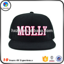 PLAIN FLAT BILL SNAPBACK HAT CAP BLANK ALL COLORS