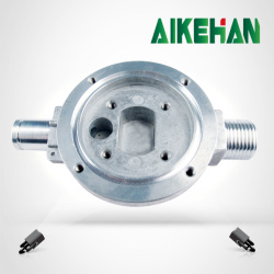 OEM Customized Aluminum Die casting gas transmission Valve Body