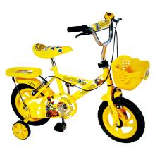 Bicicleta de niños de neumáticos de 12 pulgadas BMX EVA para niños