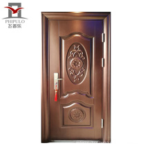 hot sale steel exterior door for foreign market