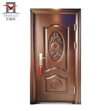 стальная входная дверь горячей продажи для иностранного рынка