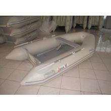 Lamellenboden der M-Serie, Sperrholzboden, Schlauchboot mit Aluminiumboden