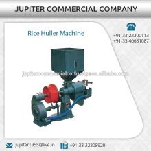 Beste Qualität Reis Huller Maschine verfügbar zum niedrigen Marktpreis