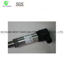 Transmetteur de pression avec structure intégrée et matériau en acier inoxydable