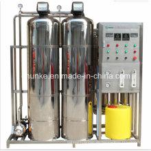 Tratamiento de purificación de agua de fábrica farmacéutica en sistema de ósmosis inversa