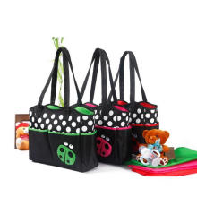 Convenient and Durable Baby Cartoon Supplies Bag