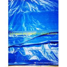High Quality Virgin Material Blue PE Tarpaulin Sheet