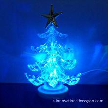 Mini USB LED Lighted Christmas Tree
