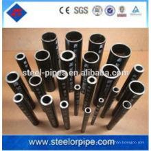 De alta precisión de pared de 10 # tubos de acero sin costura de precisión fabricados en China