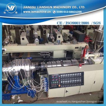 Автоматическая кромкооблицовочная машина из ПВХ / производственная линия для кромкооблицовки из ПВХ