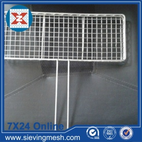 Mesh Wire Grill Barbecue