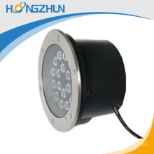 New style led inground lamp RGB IP68 bridgelux chip 3 years warranty