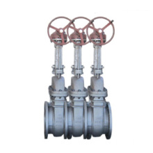 API600 Bolted Bonnet Gate Valve