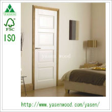 Interior Room Door/White Wood Door