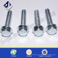 DIN 6921 titanium flange bolt