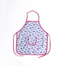 Varias impresiones artista bata niños algodón cocina delantal