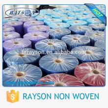 Double Spunbond Sun Resistant SMS Non Woven Non Breathable Fabric