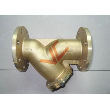 B62 Brass Y Type Strainer