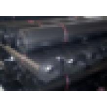 Géomembrane en HDPE couleur noire pour bordereau