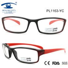 El más nuevo marco de la PC Eyewear con el precio bajo (PL1163)