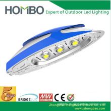 Luz de rua de alta qualidade da rua fabricam lâmpadas ao ar livre solar 90W ~ 150W 160 ~ 200W IP65 Luzes do diodo emissor de luz do parque do golfinho