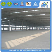 Quickly assemble low cost C type purlin prefabricated poultry house