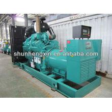 900kw / 1125kva Diesel Generator-Satz angetrieben durch Cummins Maschine (KTA38-G9)