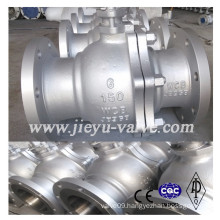 ANSI Flanged Ball Valve