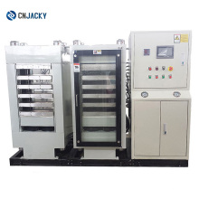 Automatic PVC Plastic Sheet and Thermal Laminating Machine