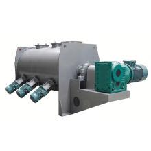 2017 LDH series coulter type mixing machine, SS mixer or blender, horizontal flour mixer machine