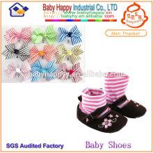 Baby Sock Schuhe und Baby Stirnband Set