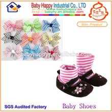 Baby Sock Shoes and baby headband set