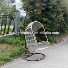 Silla colgante de la cesta de los muebles del oscilación del proveedor de China